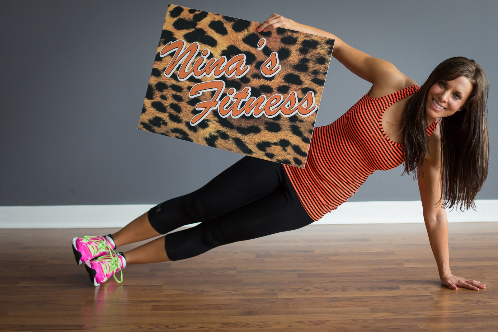 WELCOME TO NINA'S FITNESS
